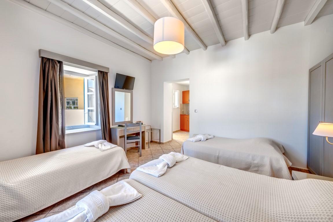 Διαμέρισμα στο ισόγειο.